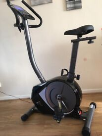Exercise Bike V Fit 1 Programmable Magnetic Upright Cycle
