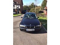 BMW e46 1.8 Petrol 117hp on sale! 2003 Good condition