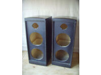 KEF Concord Speaker Chipboard box - FREE DELIVERY