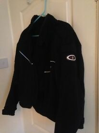 Rayven Motorcycle Jacket