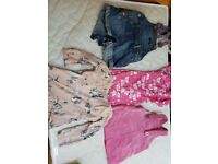 Girls clothes 12 to 18 months
