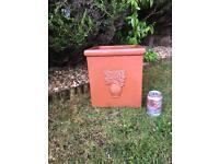 Large Terracotta Pot/Planter