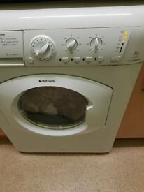 2 washer dryers Hotpoint and whirlpool. Delivery
