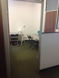 Small Office Space in West Wing Workspace/HTH Arts Centre