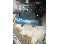 Air compressor for sale !! Broomwade 125L