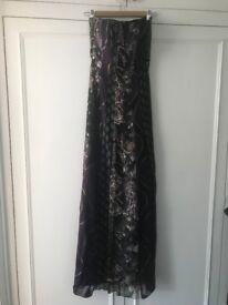 Monsoon evening dress Size 8