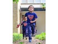 Live-in AuPair for 5yr and 2yr old boys required immediately