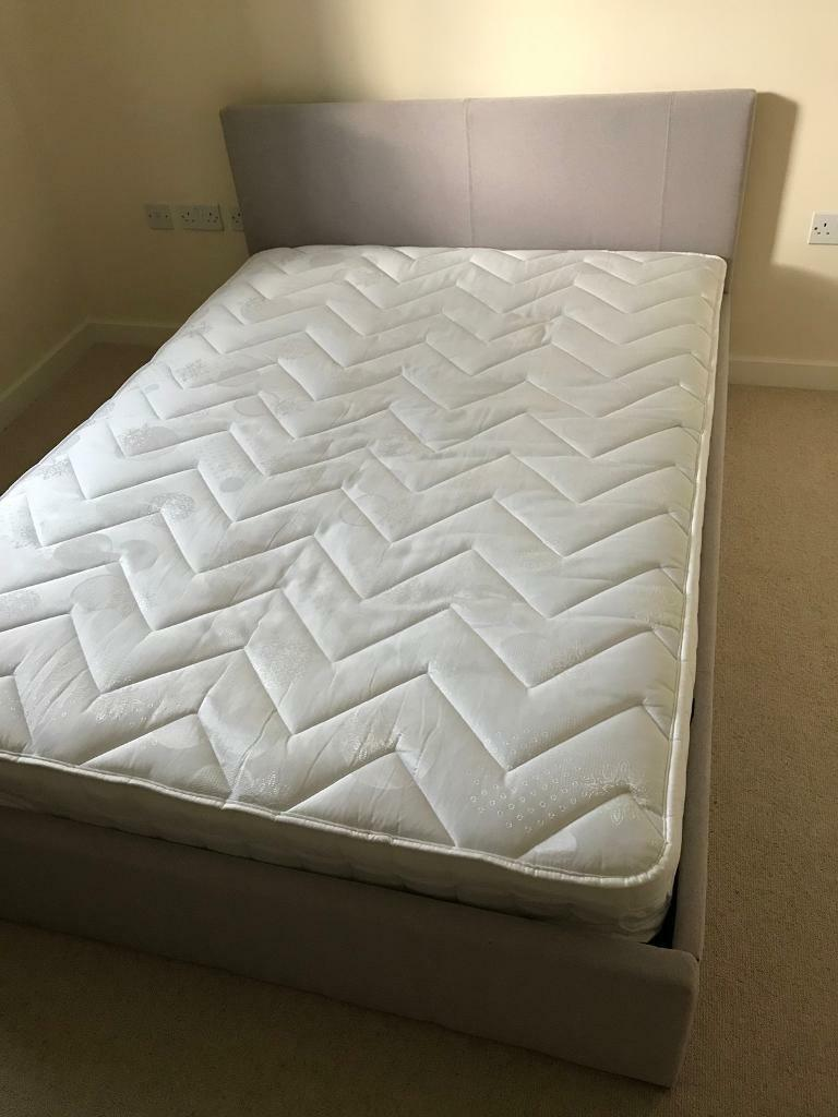 100% authentic 50aa8 446bf AIRSPRUNG double mattress argos | in London | Gumtree