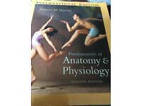 Fundamentals of anatomy and physiology- Martini