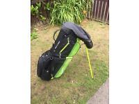 Nike golf bag. Stand bag
