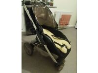 Maclaren grand tour lx babe pushchair carriers