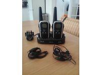 Binatone Terrain 750 Black Twin Pack Walkie Talkie
