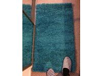 Turquoise Rug brand new