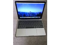 Space grey MacBook in really good condition brought from pc world in November £850 Ono
