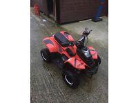 Kids Orion 70cc quad