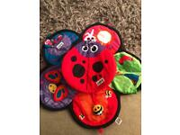 Baby Lamaze Spin and Explore Gym/Mat