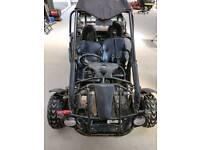 Hammerhead off road buggy 250cc