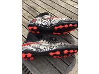 UK 11 Nike Hypervenom Phatal 2 DF AG-R