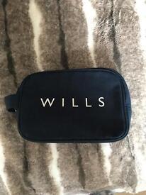 Jack wills wash bag