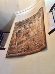 Large Wall Tapestry. Just reduced price!