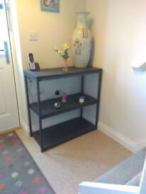 John Lewis Calia Low Display Unit, Dark