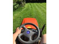 I am selling a running Gardening bussines including car and tools