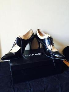 Authentic Designer shoes by CHANEL