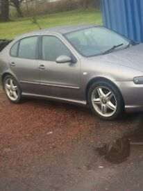 """Lean cupra 17"""" Alloys 4 new tyres Looking to swap px for 18"""" or 19"""""""