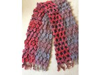 Autumn colours scarf. Never Worn