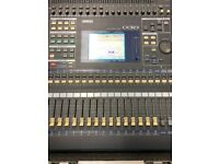 Yamaha O3D digital audio mixer (Inc flight case)