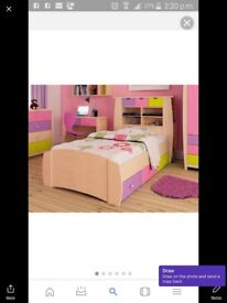 Girls bed got from ahf last year was £650 daughter don't want it anymore