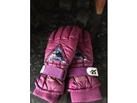 A pair of Thinsulate winter sport gloves