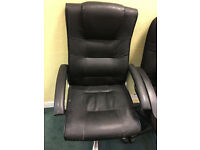 Good condition office chairs