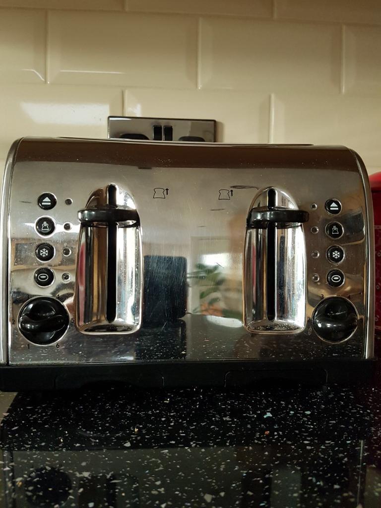Russell Hobbs 4-Slice Texas Toaster 18210
