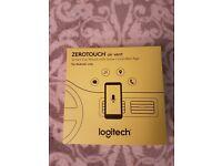 Logitech zero touch air vent x2