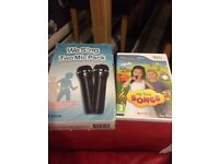 Wii My First Songs and Microphones