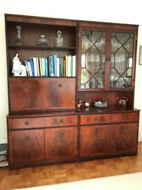 Dining Room Wall Unit Set