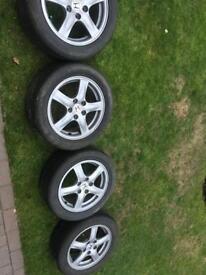 "Honda Accord mk7 16"" alloys"