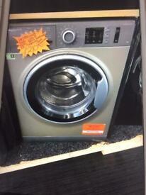 Hotpoint Exdisplay 8kg washer machine 1400 spin