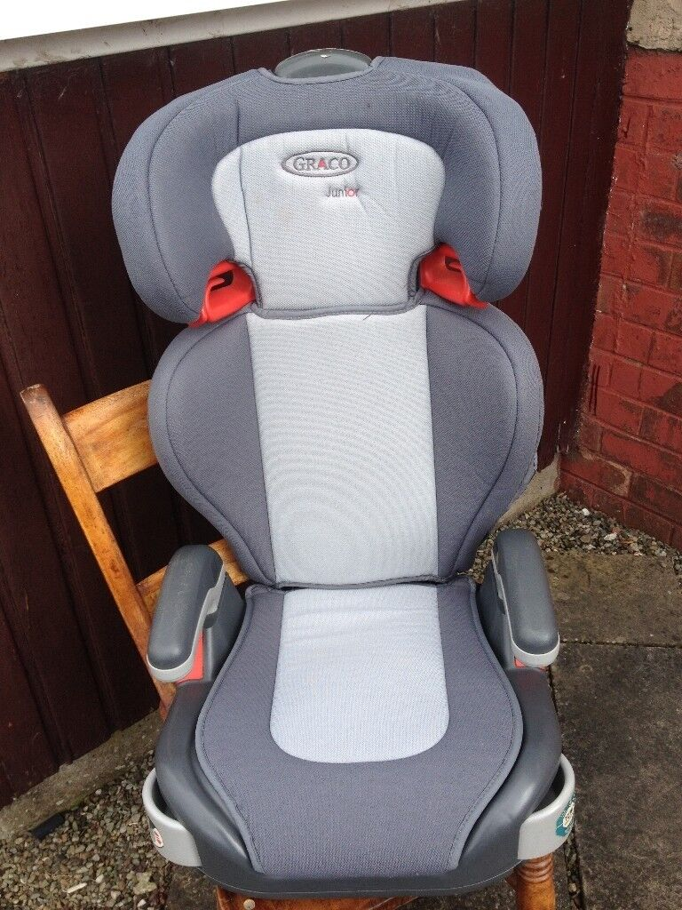 GRACO BOOSTER CAR SEAT/CHAIR In very good clean condition, It has a ...