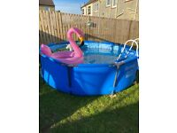 Bestway Steel Pro Max Swimming Pool with extras
