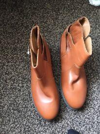 Girls new next boots size uk 3