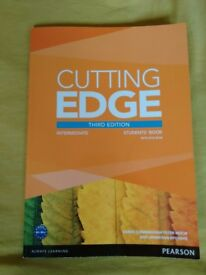 intermediate english book + cd