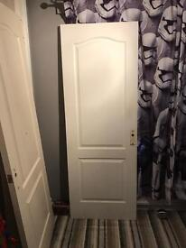 Used 2 panel interior doors for sale