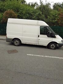 ford transit van start drive good cheap van i can do delivery for you start drive but no mot cheap