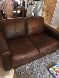 2 good condition John Lewis sofas.