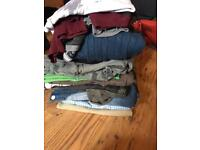Men's size large bundle