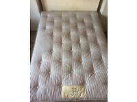 Luxury Hypnos backrest select double mattress