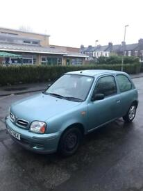 Nissan micra s 1.0 s BARGAIN MUST GO! WEEKEND OFFER ONLY £300!!!! NO OFFERS!!!!!