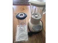 Kitchen Aid Artisan Blender Cream